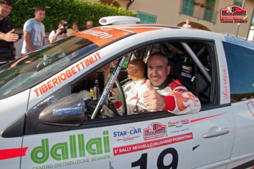 8° Rally di Reggello